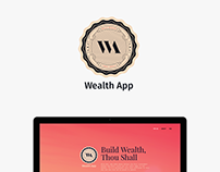 WealthApp personal investments app