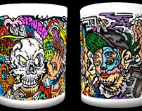mugcup design