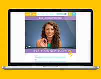 GoldieBlox.com / website redesign