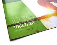 RANKRUNNER Catalogue design