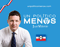 Get Rid of a Politician - Juan Valiente