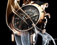Watch Smoke, Nymans Ur 1851