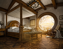 HOBBIT BEDROOM