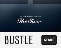 BUSTLE THE QUIZ APP