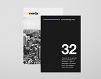 Nerdy | Branding & Website