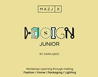 Workshops : Design Junior