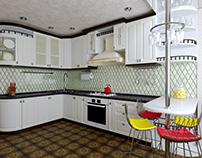 kitchen (mogeling)