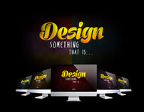 Design something that is...