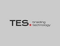 TES Braiding technology   Brand identity