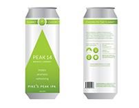 Peak 14 Brewing Company