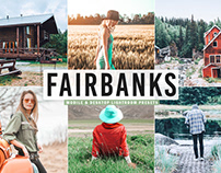 Free Fairbanks Mobile & Desktop Lightroom Presets