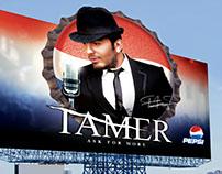 Pepsi Campaign_Tamer Hosny 2009