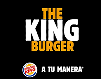 "Burger King ""The King"""