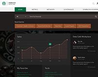 Starbucks - Data Cafe Dashboard