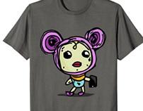The oh so cute t-shirt