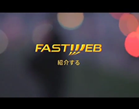 Opening credits to the Fastweb short movie 2013