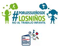 #PorLosSueñosDeLosNiños Campaña
