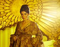 Actress Ghada Adel