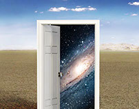 The door through Fifth dimension