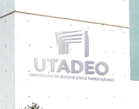 UTADEO // Rebranding