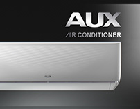 AUX air conditioner TVC