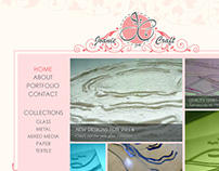 'Joanie Craft' Brand Identity & Website Design