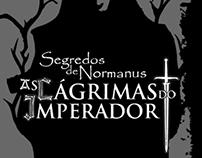 Book covers - Secrets of Normanus