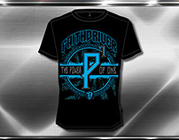 Faithdriver Tshirt 2 - The Power of One