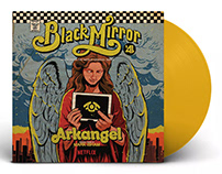 Netflix's Black Mirror | Arkangel Vinyl Soundtrack