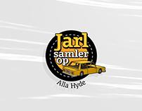 Jarl Samler Op. Style Frames.