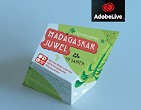 Madagaskar Juwel - Packaging Design