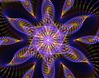 Atomic Flower - 原子花