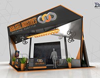 Agha Steel Industries Expo Stand