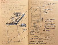 VENICE (sketchbook page)