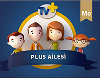 Turkcell TV Plus (Animation Series)
