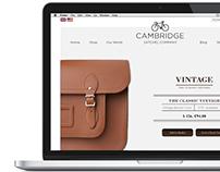 Cambridge Satchel Company _ Print