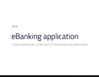 eBanking Application