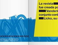 Diseño editorial - Emigre