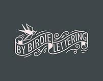 Handlettering Logos