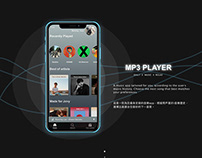 Music App / MP3 Player