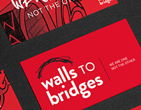 Walls to Bridges Brand Design