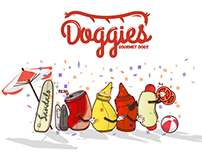 Doggies Branding