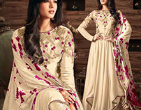 Modern High Low Style Designer Dresses