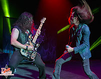 Quiet Riot, Poison & Queensryche May 30, 2015 Phoenix