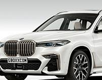 BMW Swap X