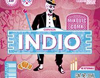 Etiqueta Indio - Concurso