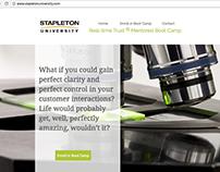 Stapleton University