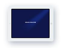 KERAMA MARAZZI - ipad app