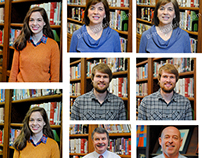 AFUMC Staff Photo Retouching for BADGES & Web Thumbnail