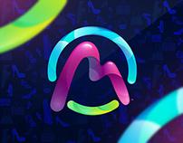 Aswaq Almustafa - Branding Identity re-designed